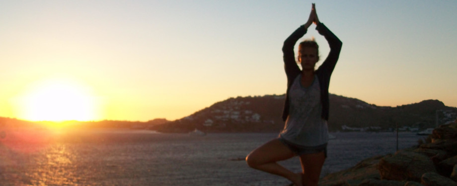 Yogaraum Bild